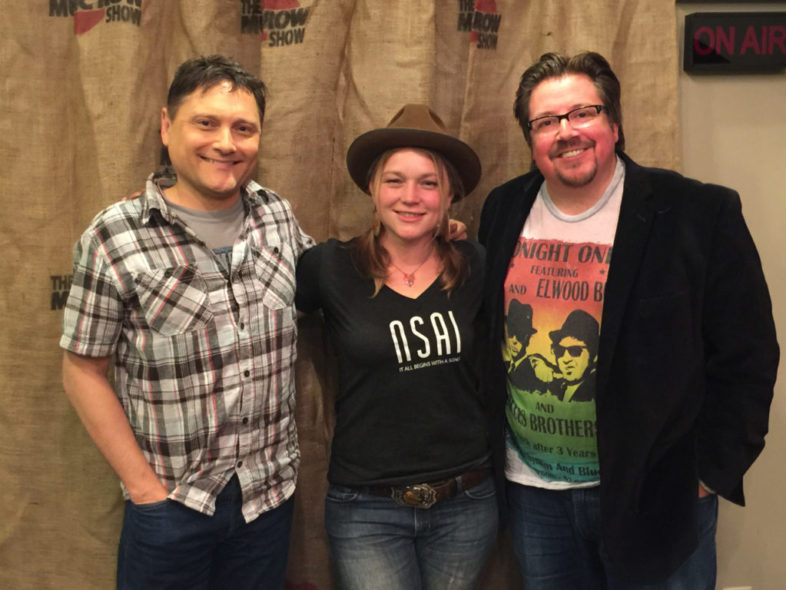 Crystal Bowersox on The Music Row Show