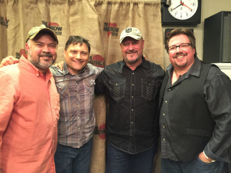 Gary Hannan & Jeff Prince on The Music Row Show