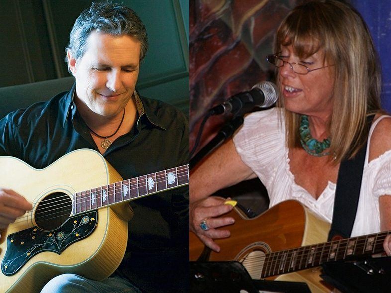 Guests Jim Collins and Jane Bach on The Music Row Show