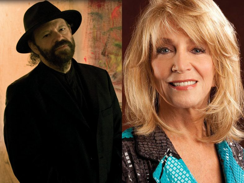 Guests Colin Linden and Jeannie Seely on The Music Row Show