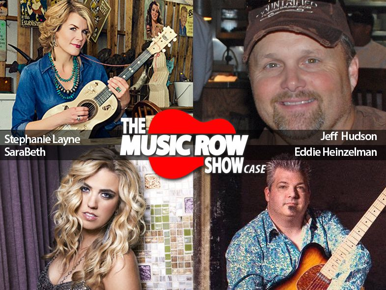 The Music Row Showcase promo pic