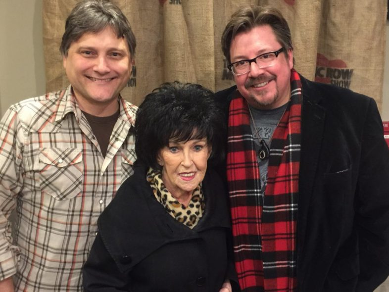 Wanda Jackson on The Music Row Show