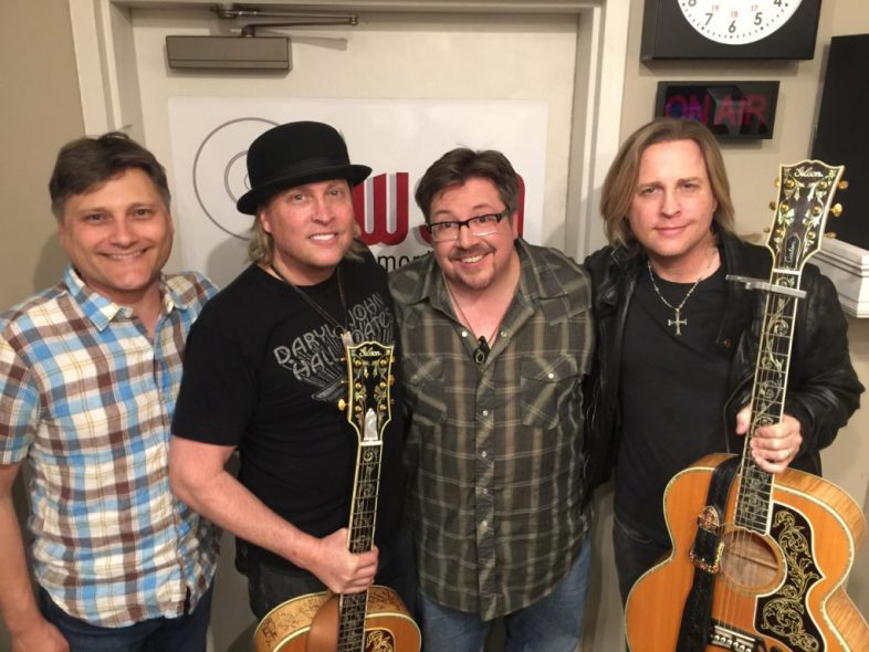 Nelson on The Music Row Show