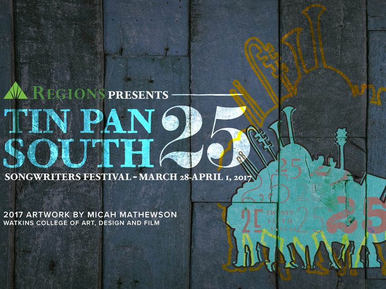 Tin Pan South 2017 Preview on The Music Row Show