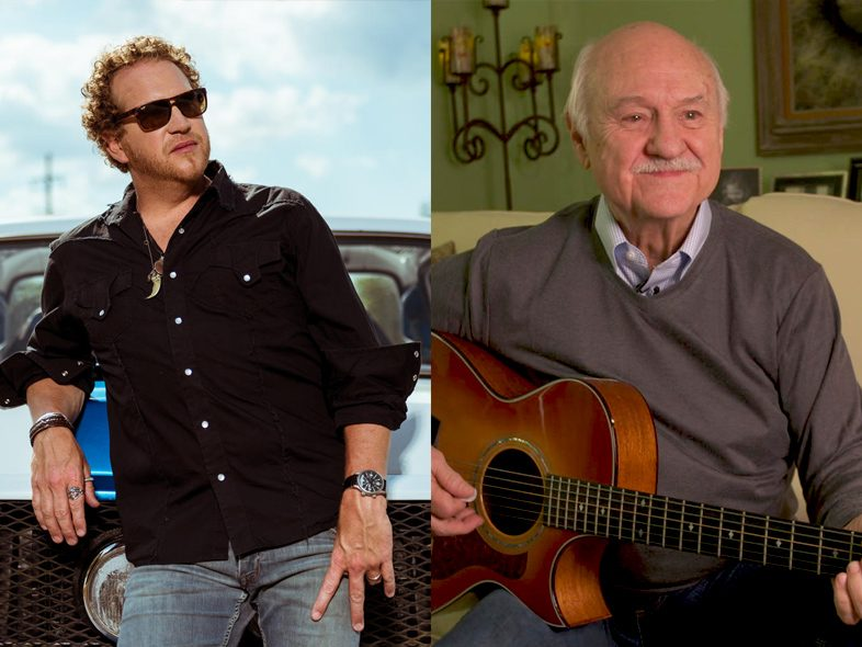 The Music Row Show guests Joe Denim and Sonny Curtis
