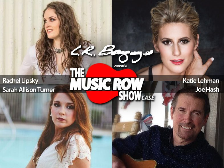 The Music Row Show featuring Rachel Lipsky, Katie Lehman, Sarah Allison Turner & Joe Hash