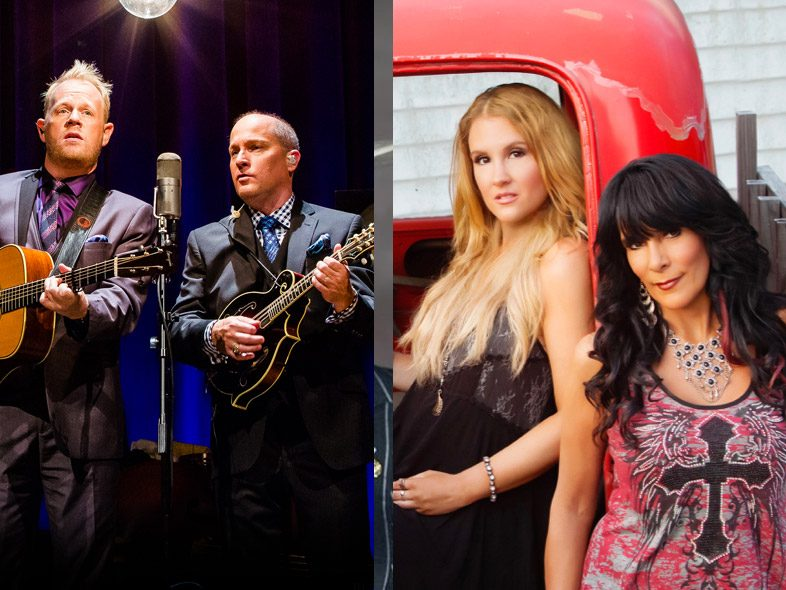 The Music Row Show guests The Darlins & Dailey and Vincent