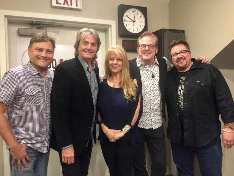 Harry Stinson, Beth Hooker & John Jorgensen on The Music Row Show