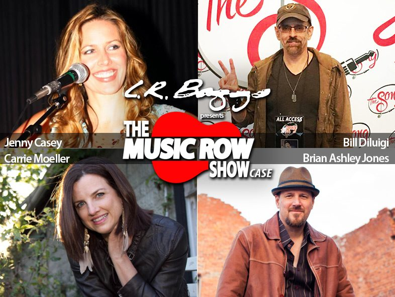 The Music Row Show with Jenny Casey, Bill Diluigi, Brian Ashley Jones & Carrie Moeller