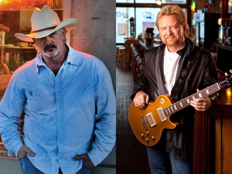 Bernie Nelson & Lee Roy Parnell on The Music Row Show
