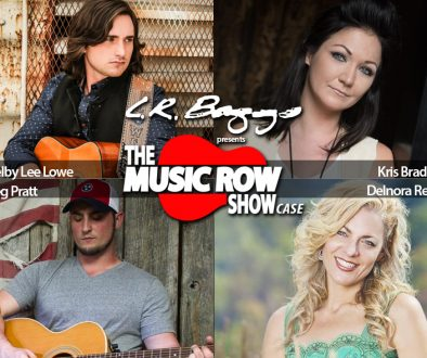 Shelby Lee Lowe, Kris Bradley, Greg Pratt and Delnora Reed on The Music Row Show