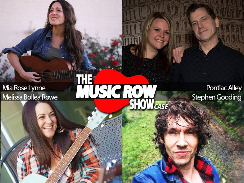 Lynne,Pontiac Alley,Melissa Bollea Rowe &Stephen Gooding on The Music Row Show