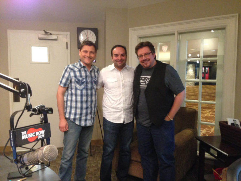 Mike Molinar on The Music Row Show