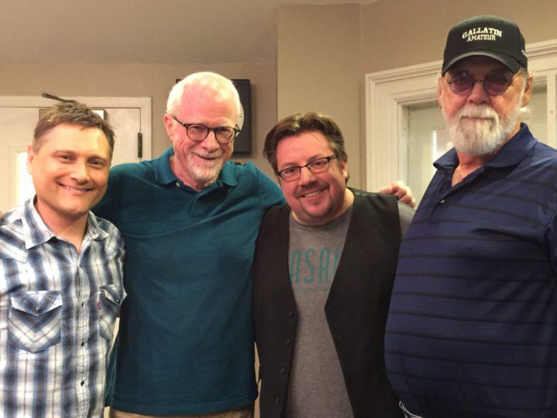 Bob Regan and Don Goodman on The Music Row Show