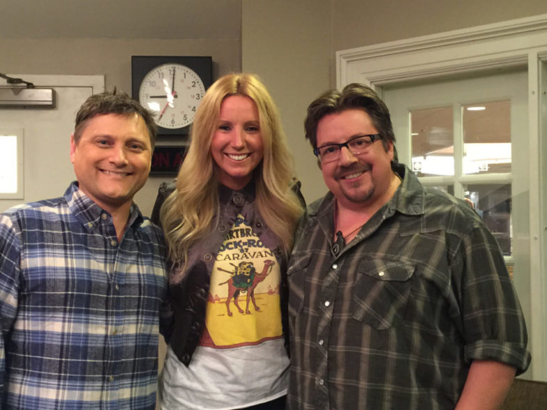 Dianna Corcoran on The Music Row Show