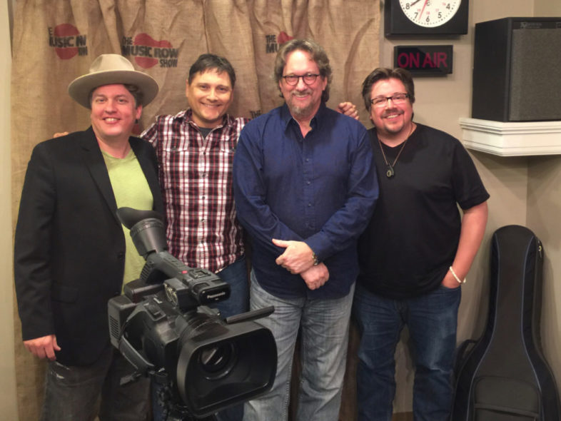 Earls of Leicester's Shawn Camp & Jerry Douglas on The Music Row Show