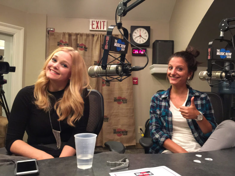 Hailey Whitters and Emily Shiradli on The Music Row Show