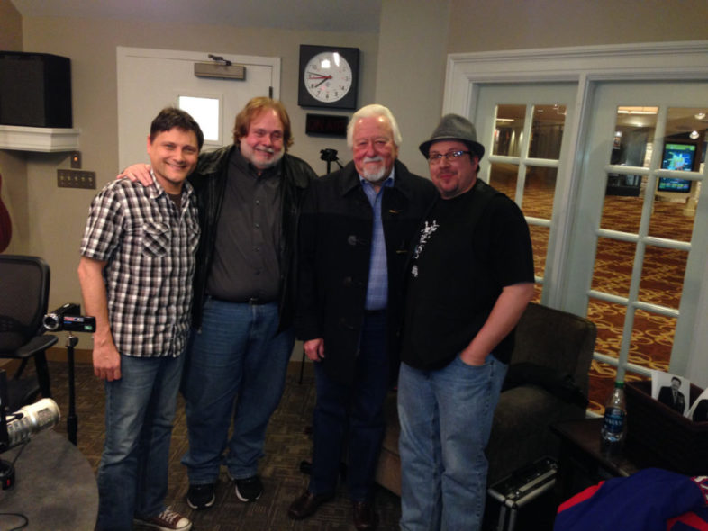 Joe Chambers and Jimmy Capps on The Music Row Show