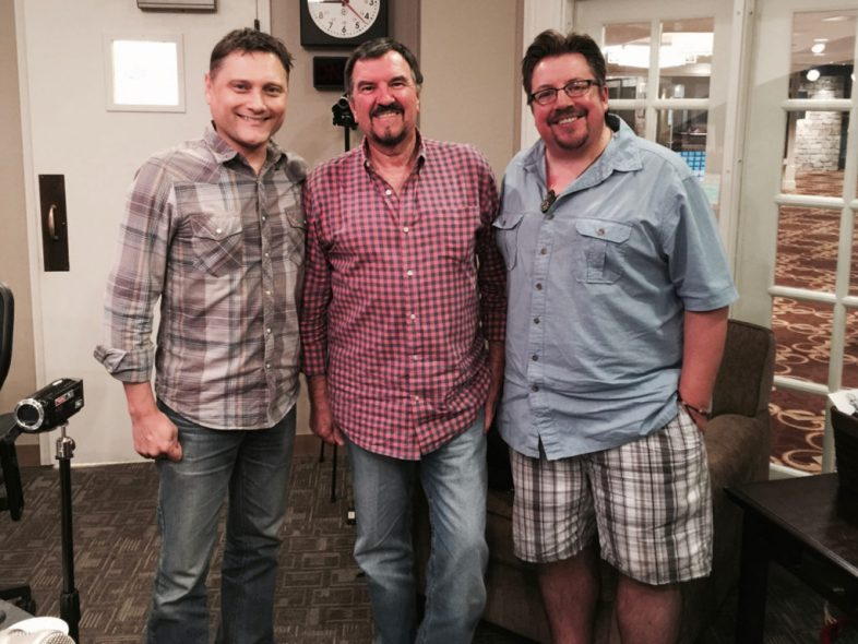 Larry Cordle on The Music Row Show