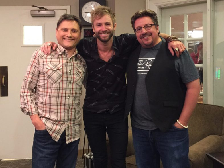 Paul McDonald on The Music Row Show