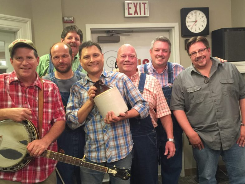 Tennessee Mafia Jug Band on The Music Row Show