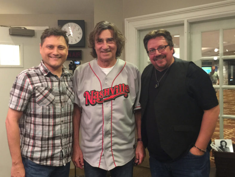The Oak Ridge Boys' Richard Sterban on The Music Row Show