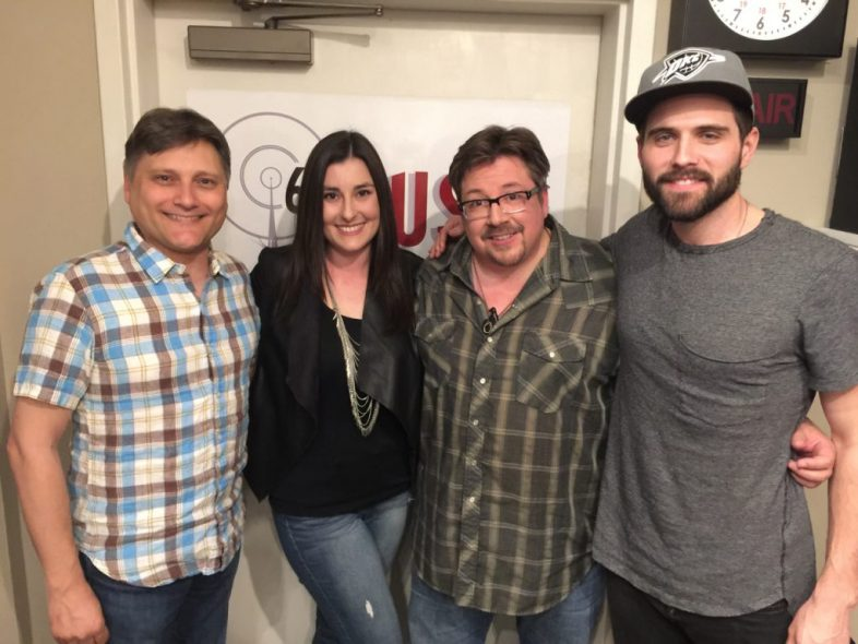 Jenny Gill on The Music Row Show
