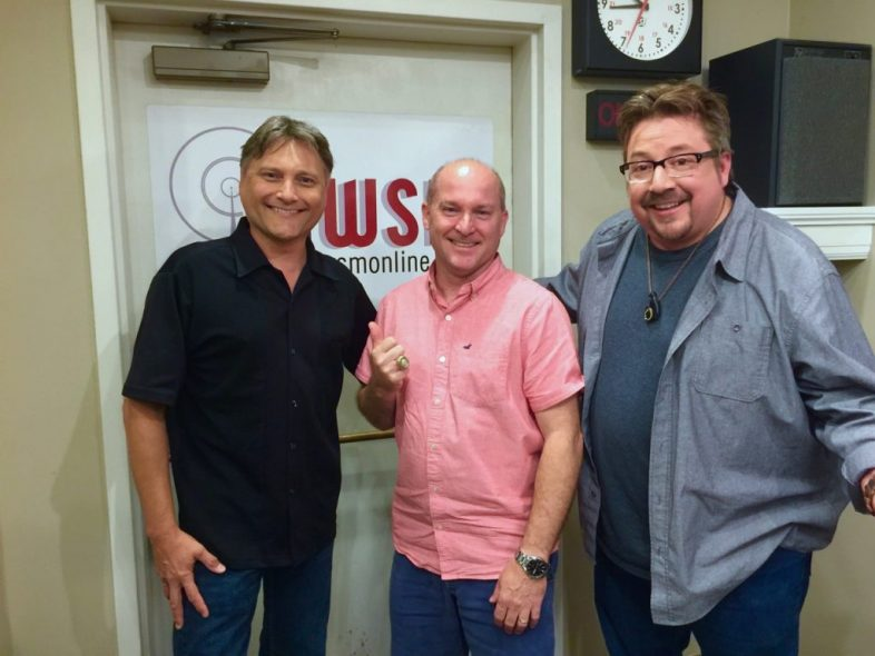 Darren Vincent on The Music Row Show