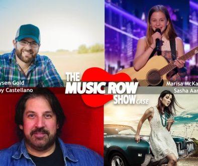 Jaysen Gold, Marisa McKaye, Troy Castellano & Sasha Aaron on The Music Row Show