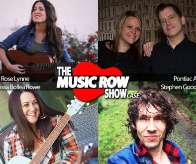 Lynne, Pontiac Alley, Melissa Bollea Rowe & Stephen Gooding on The Music Row Show